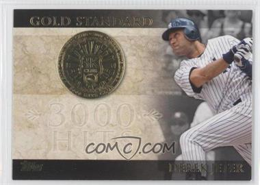 2012 Topps Gold Standard #GS-20 - Derek Jeter