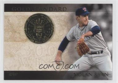 2012 Topps Gold Standard #GS-22 - Nolan Ryan