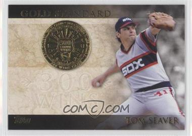 2012 Topps Gold Standard #GS-23 - Tom Seaver