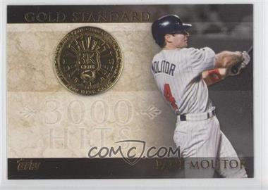 2012 Topps Gold Standard #GS-3 - Paul Molitor