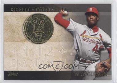 2012 Topps Gold Standard #GS-33 - Bob Gibson