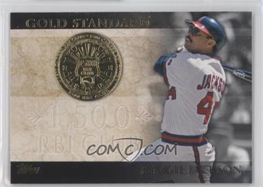 2012 Topps Gold Standard #GS-34 - Reggie Jackson