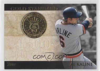 2012 Topps Gold Standard #GS-36 - Al Kaline