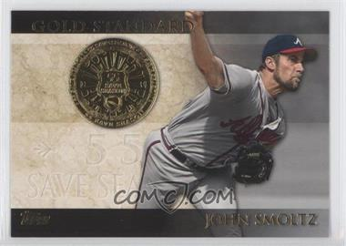 2012 Topps Gold Standard #GS-42 - John Smoltz