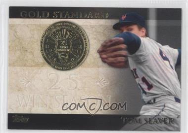2012 Topps Gold Standard #GS-43 - Tom Seaver