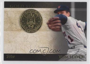 2012 Topps Gold Standard #GS-43 - Tom Seaver