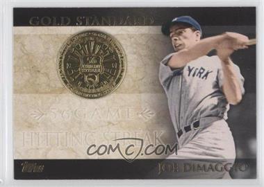 2012 Topps Gold Standard #GS-46 - Joe DiMaggio