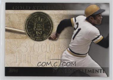 2012 Topps Gold Standard #GS-49 - Roberto Clemente