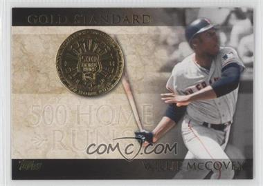 2012 Topps Gold Standard #GS-9 - Willie McCovey