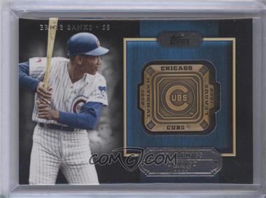 2012 Topps Gold Team Rings #GTR-EB - Ernie Banks