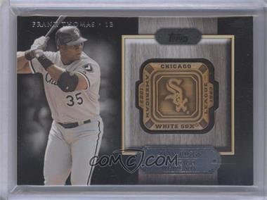 2012 Topps Gold Team Rings #GTR-FT - Frank Thomas