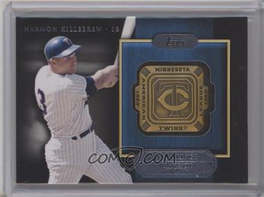 2012 Topps Gold Team Rings #GTR-HK - Harmon Killebrew