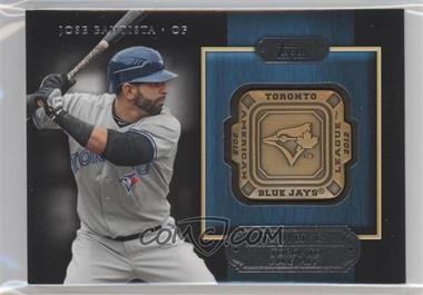 2012 Topps Gold Team Rings #GTR-JB - Jose Bautista