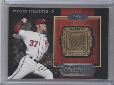2012 Topps Gold Team Rings #GTR-SS - Stephen Strasburg