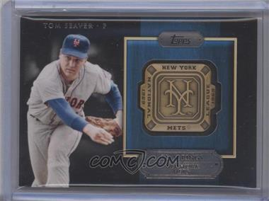 2012 Topps Gold Team Rings #GTR-TS - Tom Seaver