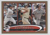 Jim Thome, Jason Giambi /2012