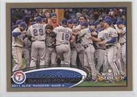 Texas Rangers Team /2012
