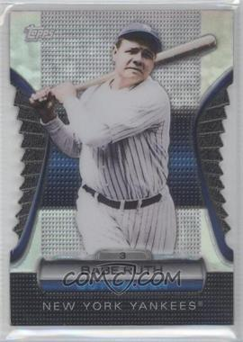 2012 Topps Golden Giveaway Contest Golden Moments Die-Cut #GMDC-1 - Babe Ruth