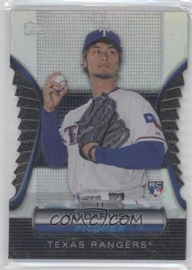 2012 Topps Golden Giveaway Contest Golden Moments Die-Cut #GMDC-102 - Yu Darvish