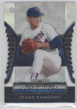 2012 Topps Golden Giveaway Contest Golden Moments Die-Cut #GMDC-21 - Nolan Ryan