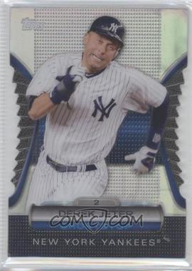 2012 Topps Golden Giveaway Contest Golden Moments Die-Cut #GMDC-34 - Derek Jeter