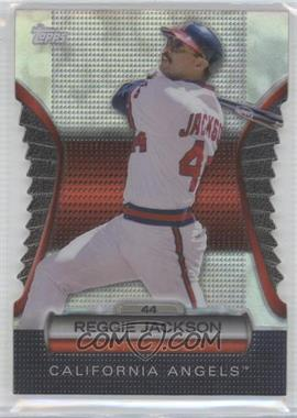 2012 Topps Golden Giveaway Contest Golden Moments Die-Cut #GMDC-39 - Reggie Jackson