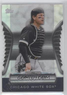 2012 Topps Golden Giveaway Contest Golden Moments Die-Cut #GMDC-50 - Carlton Fisk
