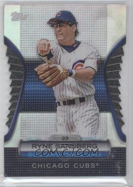 2012 Topps Golden Giveaway Contest Golden Moments Die-Cut #GMDC-56 - Ryne Sandberg