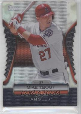 2012 Topps Golden Giveaway Contest Golden Moments Die-Cut #GMDC-77 - Mike Trout