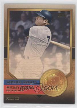 2012 Topps Golden Greats #GG-32 - Mickey Mantle