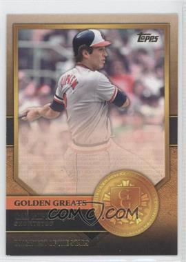 2012 Topps Golden Greats #GG-41 - Cal Ripken Jr.