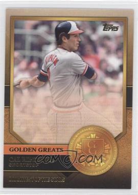 2012 Topps Golden Greats #GG-41 - Cal Ripken Jr.