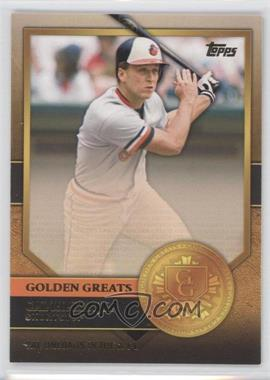 2012 Topps Golden Greats #GG-42 - Cal Ripken Jr.