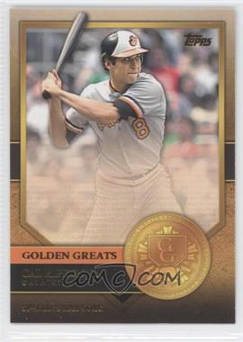 2012 Topps Golden Greats #GG-43 - Cal Ripken Jr.