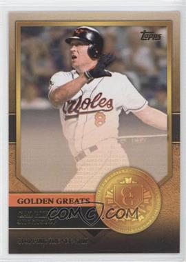 2012 Topps Golden Greats #GG-44 - Cal Ripken