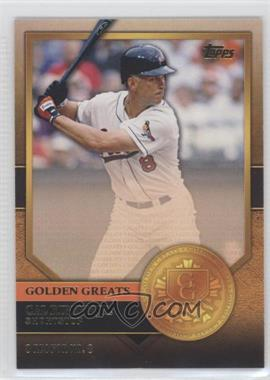 2012 Topps Golden Greats #GG-45 - Cal Ripken Jr.
