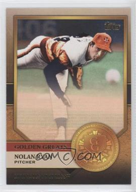 2012 Topps Golden Greats #GG-6 - Nolan Ryan