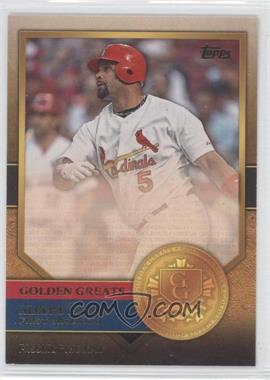 2012 Topps Golden Greats #GG-66 - Albert Pujols