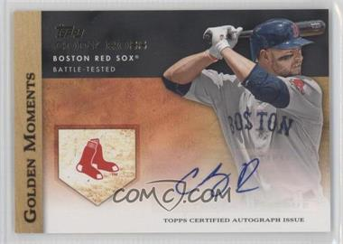 2012 Topps Golden Moments Certified Autographs [Autographed] #GMA-CR - Cody Ross