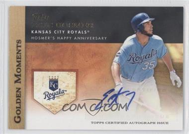 2012 Topps Golden Moments Certified Autographs [Autographed] #GMA-EH - Eric Hosmer