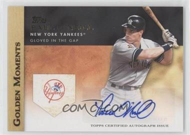 2012 Topps Golden Moments Certified Autographs #GMA-PO - Paul O'Neill