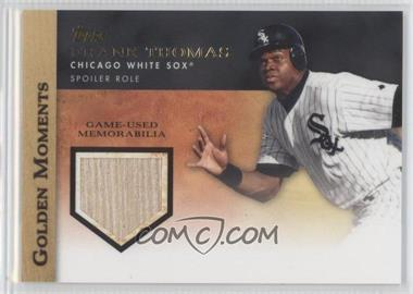 2012 Topps Golden Moments Game-Used Memorabilia #GMR-FT - Frank Thomas