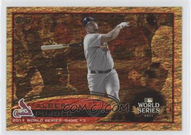 2012 Topps Golden Moments Parallel #108 - Albert Pujols