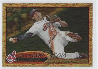 2012 Topps Golden Moments Parallel #130 - Asdrubal Cabrera