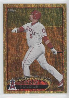 2012 Topps Golden Moments Parallel #331 - Albert Pujols