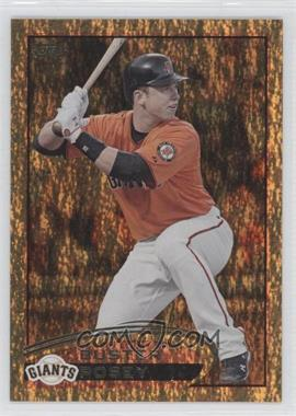 2012 Topps Golden Moments Parallel #398 - Buster Posey