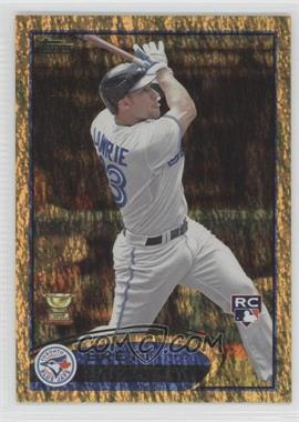 2012 Topps Golden Moments Parallel #462 - Brett Lawrie