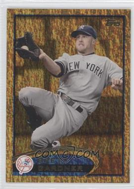 2012 Topps Golden Moments Parallel #635 - Brett Gardner