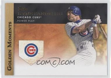 2012 Topps Golden Moments Series One #GM-20 - Ryne Sandberg