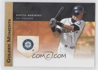 2012 Topps Golden Moments Series One #GM-25 - Ichiro Suzuki